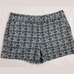 Loft Blue Shorts Size 00